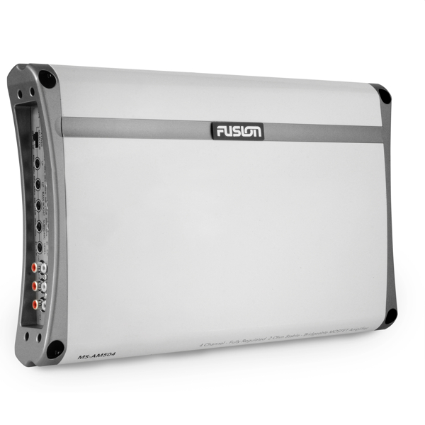Fusion 4 Channel Marine Amplifier MS-AM504