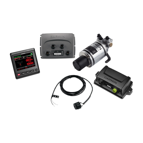 Garmin GHP Compact Reactor 40 Hydraulic Autopilot with GHC 20 Corepack