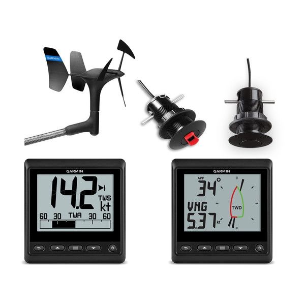 Garmin GNX Wired Sail Instrument Pack (43)