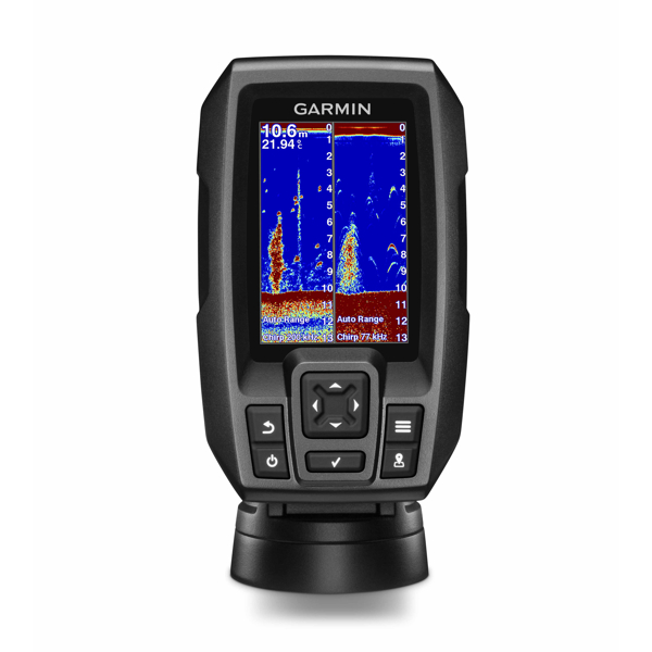 Garmin Striker 4 With Transom Transducer