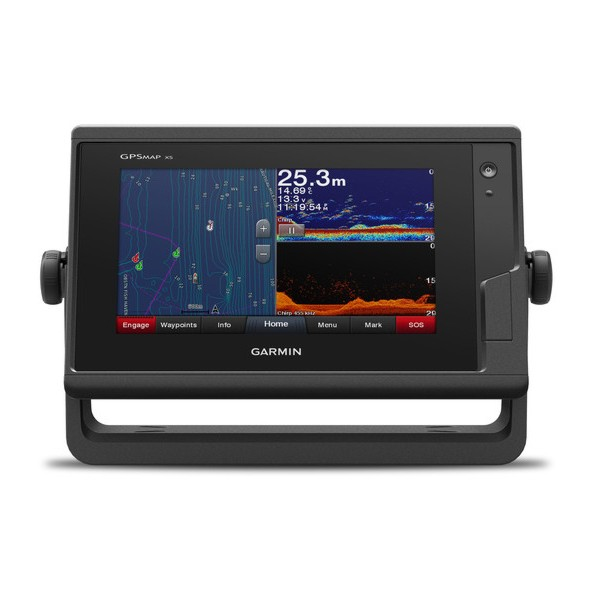 Garmin GPSMAP 722xs Touch Screen 7 Inch Combi Plotter / Sounder (No TXDR)