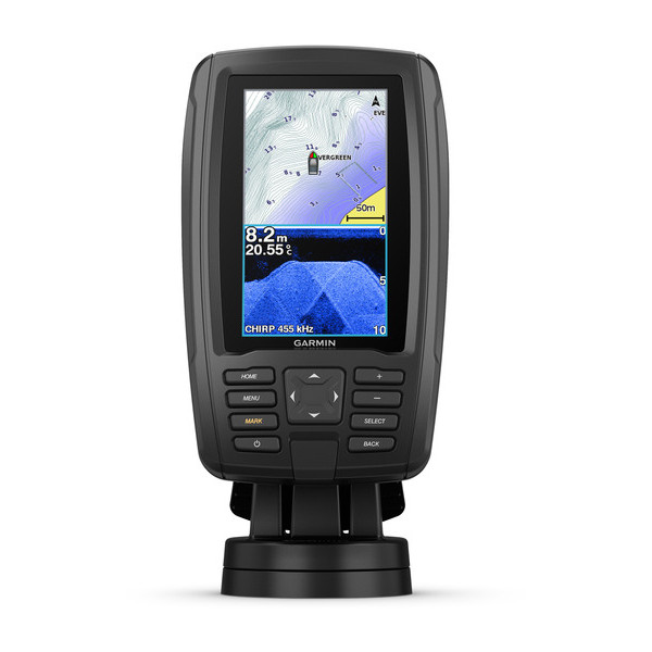 Garmin Echomap PLUS 45cv Combi Display (No Transducer)