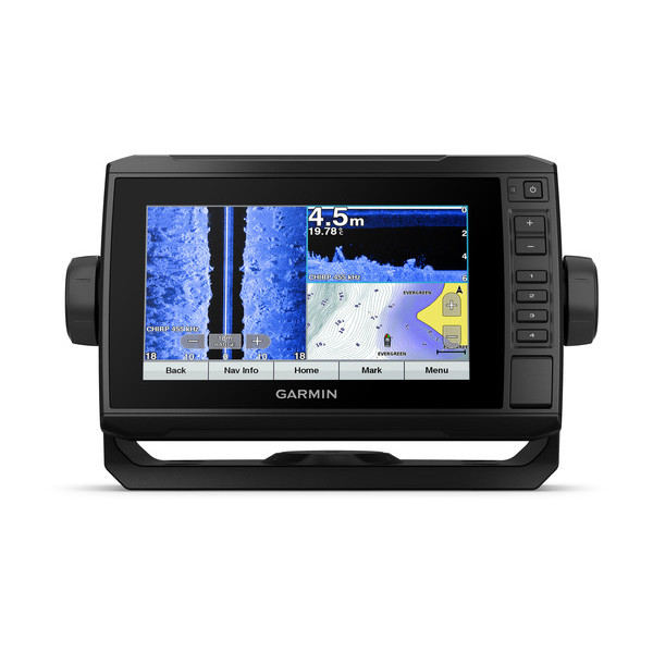 Garmin Echomap PLUS 75sv Combi (SideVu) Display (No Transducer)