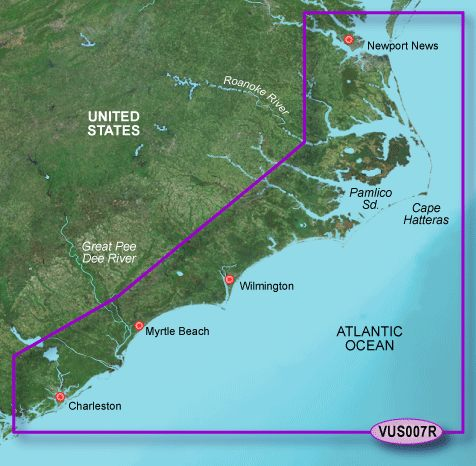 Garmin G3 Vision Regular - Vus007r - Norfolk-charleston