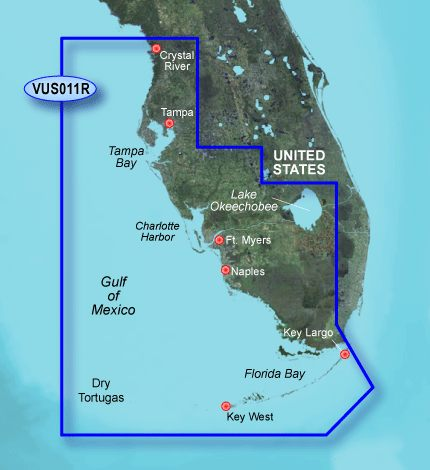 Garmin G3 Vision Regular - Vus011r - Southwest Florida