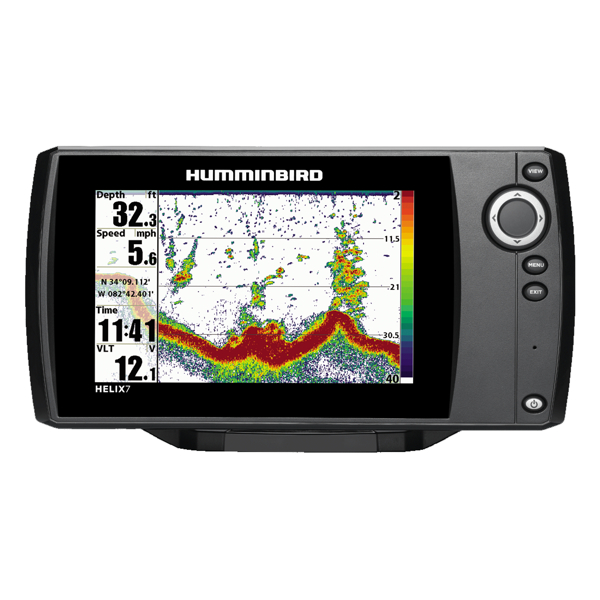 Humminbird HELIX 7 Traditional Sonar With Transom TR
