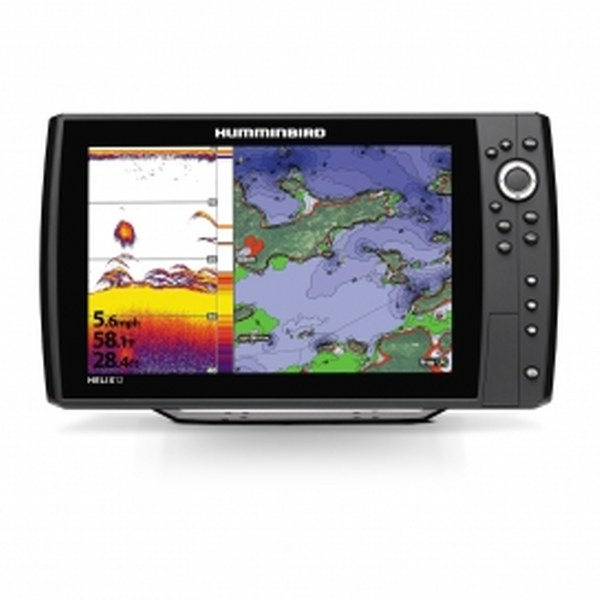 Humminbird HELIX 12 CHIRP GPS Fishfinder/Plotter 12