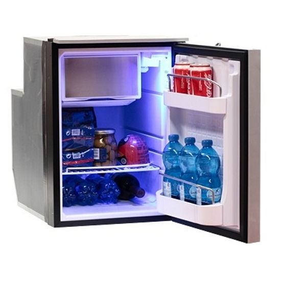 Isotherm Cruise Elegance Marine Refrigerators (Silver Door) - 49L
