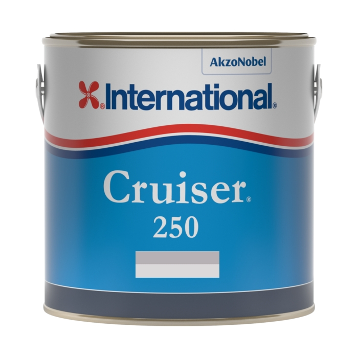 International Cruiser 250 Antifouling - Dover White - 3ltr