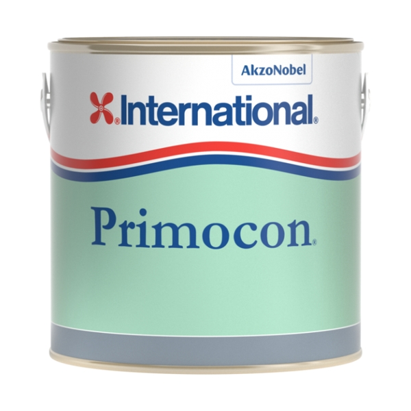 International Primocon Antifoul Primer - Grey 2.5Ltr
