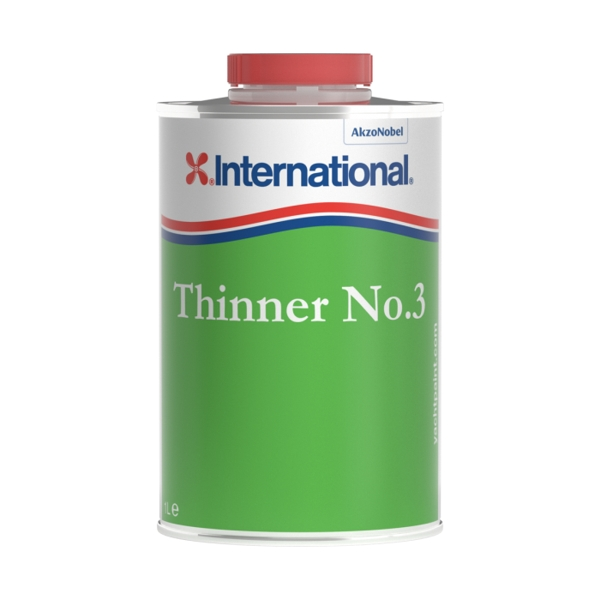 International Thinner No. 3 - 1ltr