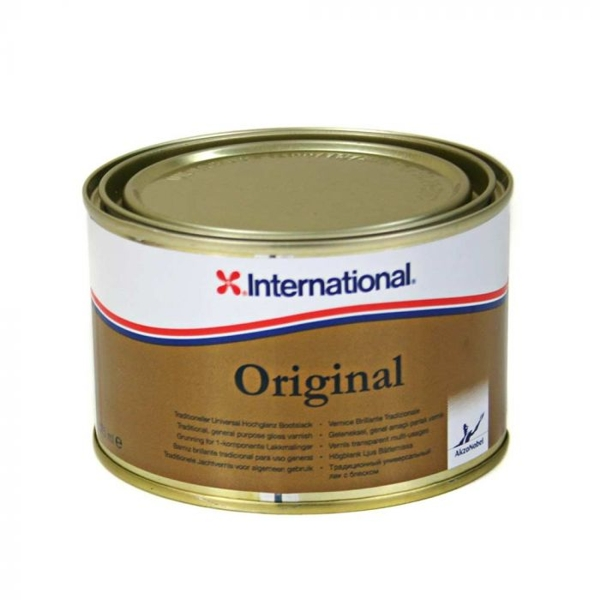 International Original Yacht Varnish - 375ml