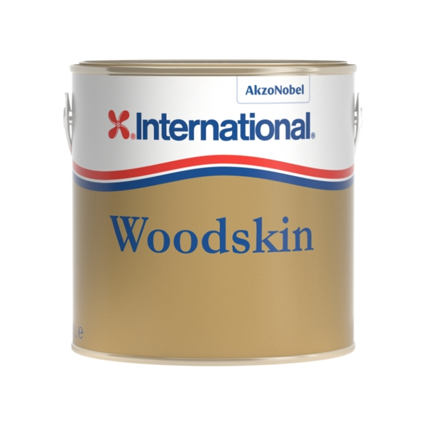 International Woodskin Yacht Varnish 750ml