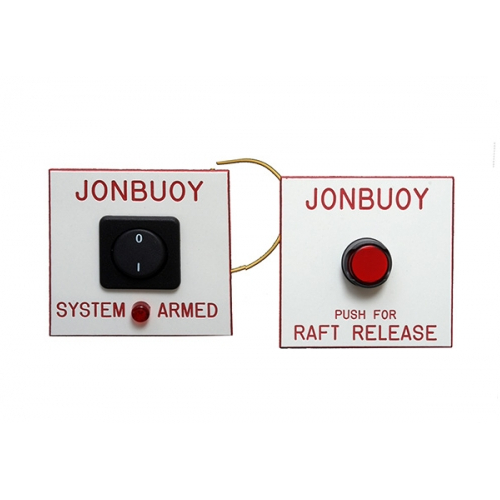 Jonbuoy Rescue Module Remote Release Switch Pack