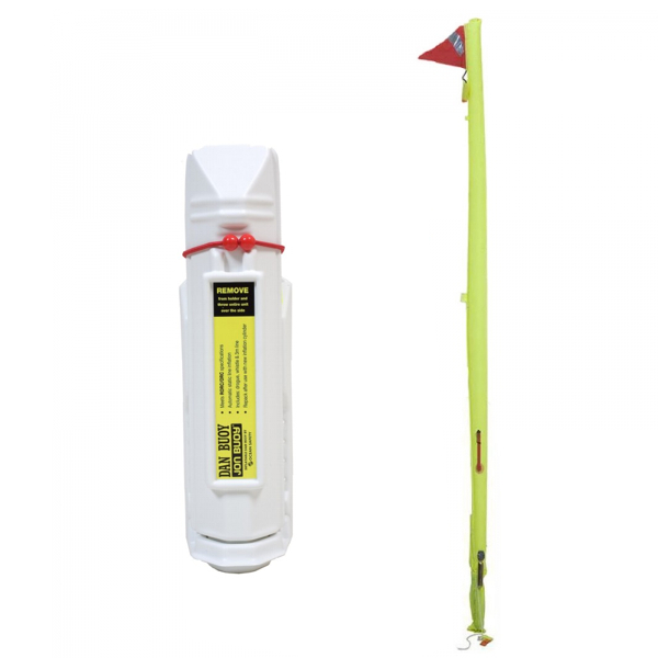 Jonbuoy Inflatable Danbuoy With White Case