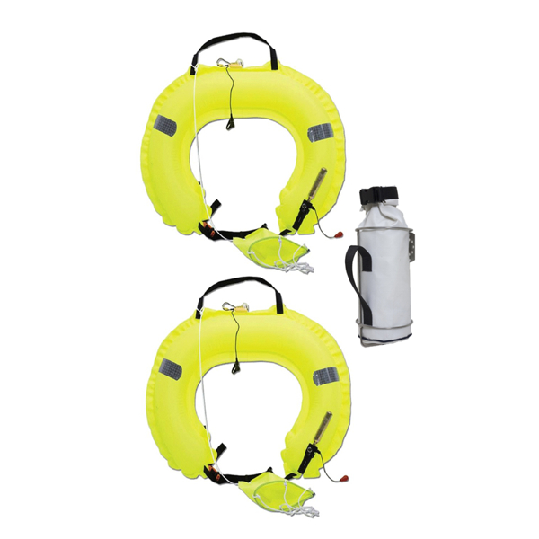 Jonbuoy Horseshoe Double In Hard Case