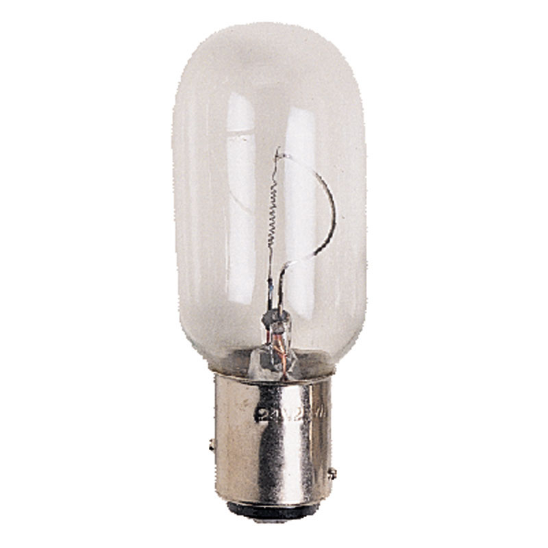 Bulb In Blister 12v/25w. Bay15d. C81. 15x65mm