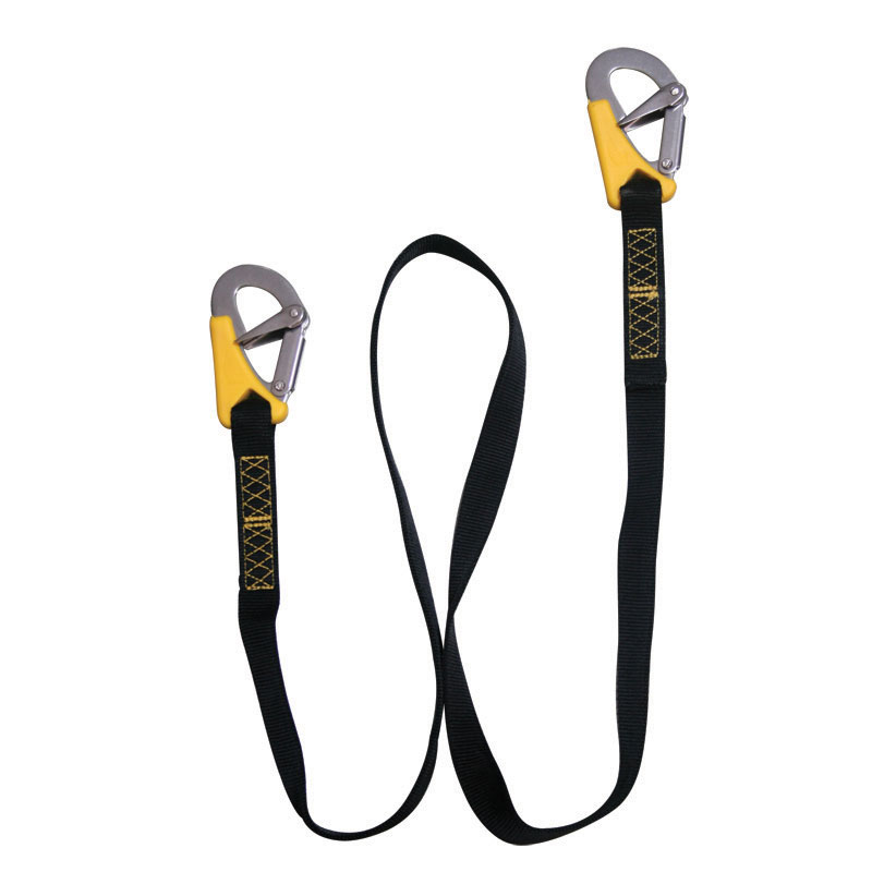 Lalizas Safety Line Life-link - Double - ISO12401 Length 185cm