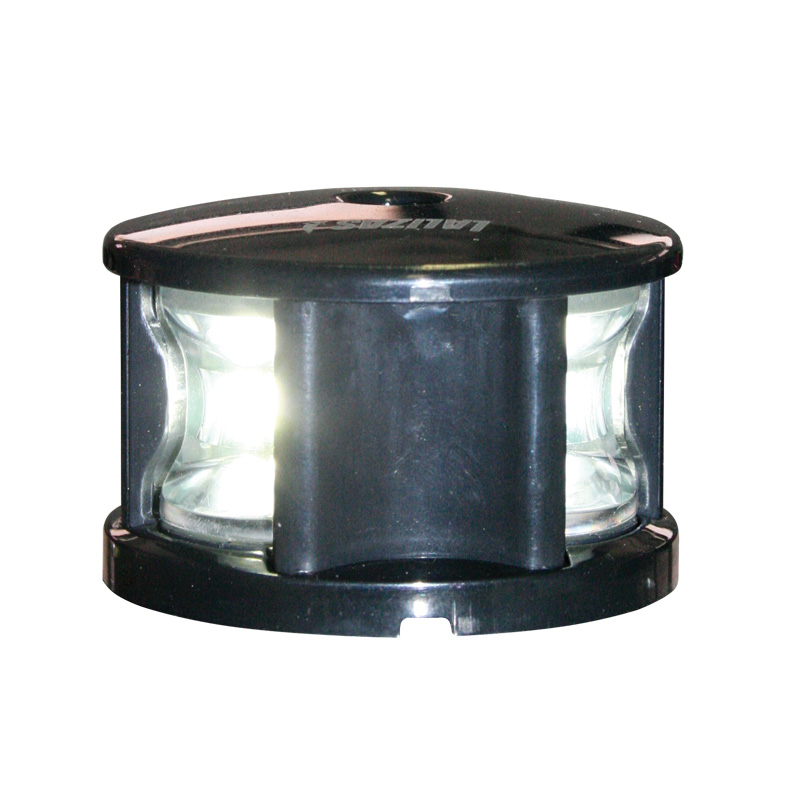 Fos Led 12 & 20 All-round Light 360° With Black Housing