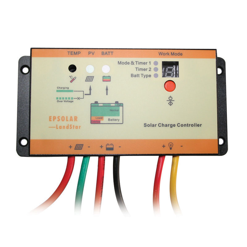 Solar Charge Controller. 12/24v