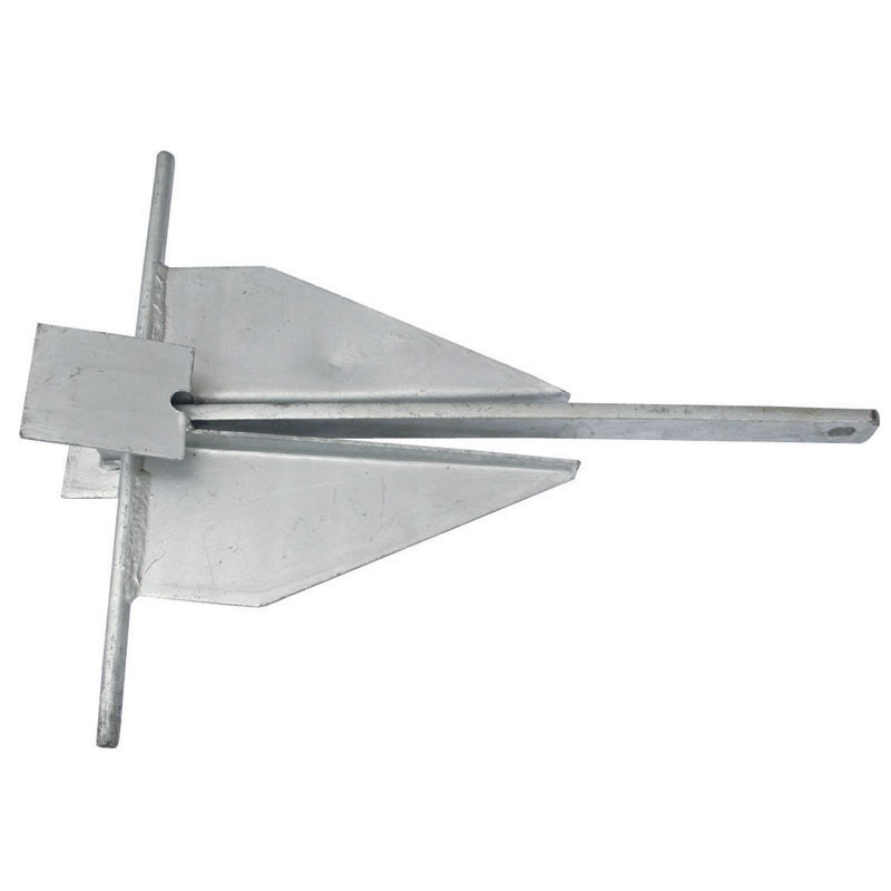 Anchor Hot Dip Galvanized. Danforth Type.10kg