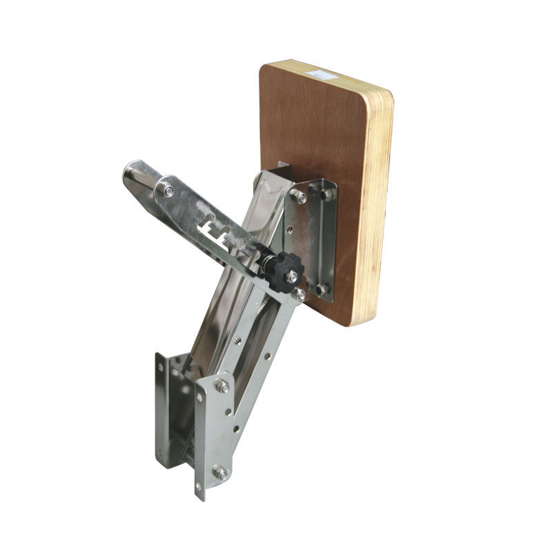 Outboard Bracket W/plywood Pad For Engines Up To 40kg