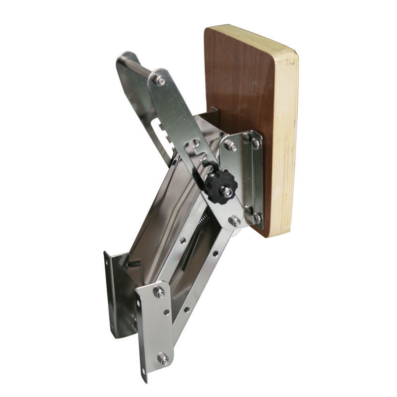 Outboard Bracket W/plywood Pad For Engines Up To 60kg