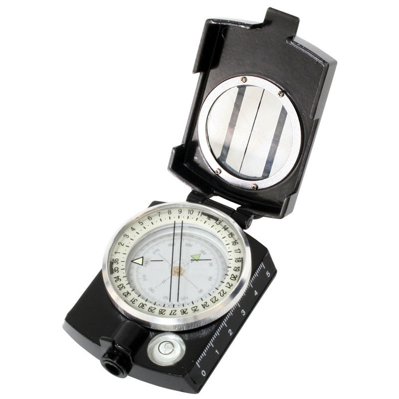 Hand Bearing Compass. Non-magnetic Alloy
