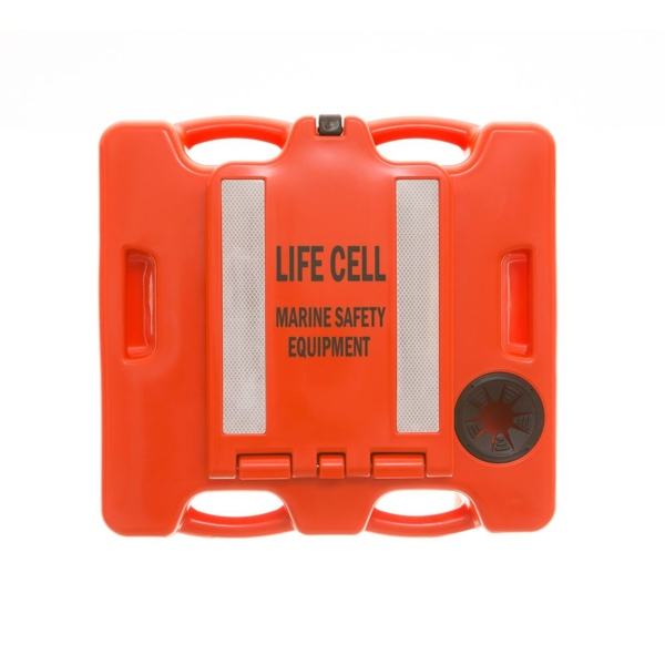 Life Cell LF2 Trawlerman Waterproof Grab Case For 6 Persons