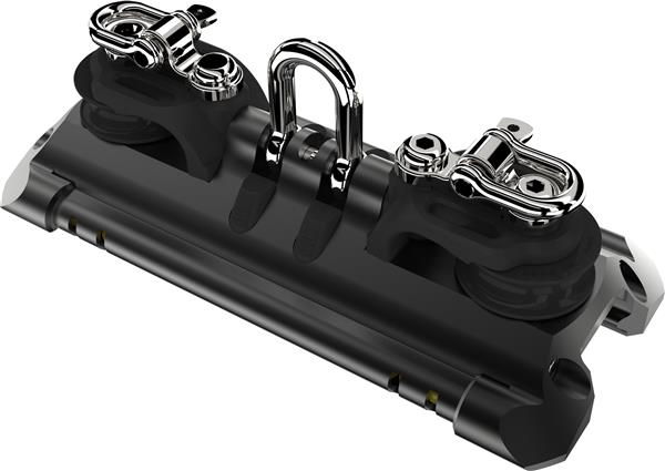 Lewmar Size1 Tb Car Shackle 2cl Bkt