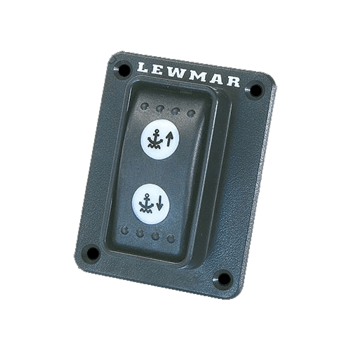 Lewmar Guarded Rocker Switch (up/down)