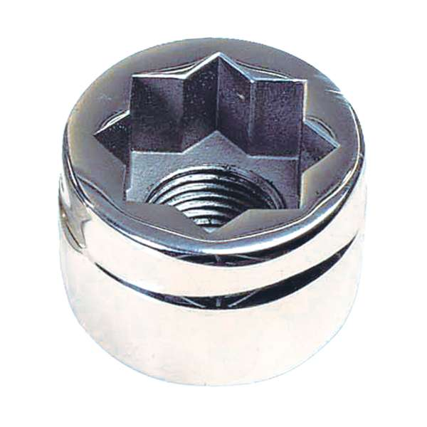 Lewmar Quick Release Wheel Nut For Commodore And Folding Wheel