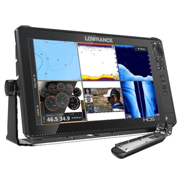 Humminbird Solix 15 Chirp GPS (410410-1) on