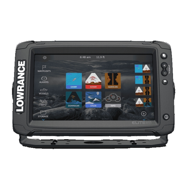 Lowrance Elite-9 Ti2 No Transducer