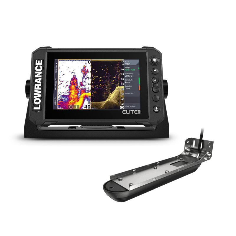 Lowrance Elite 7 FS AI With 3 In 1 Transducer