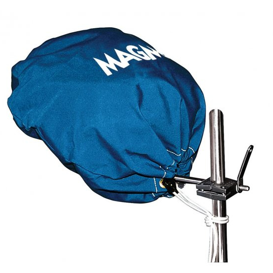 Magma Marine Kettle Grill Cover Original Size - Pacific Blue
