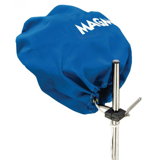 Magma Marine Kettle Grill Cover Party Size - Pacific Blue