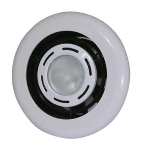 Manrose Marine Extract A Lite 12v Shower Fan Light 100mm White