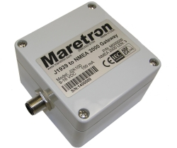Maretron J2k/j1939 To Nmea 2000 Engine Interface