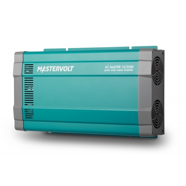 Mastervolt AC Master 12v/3500w Inverter With UK Outlet & Wired