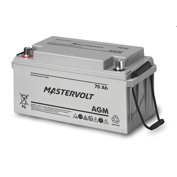 Mastervolt AGM Battery 12v/70Ah