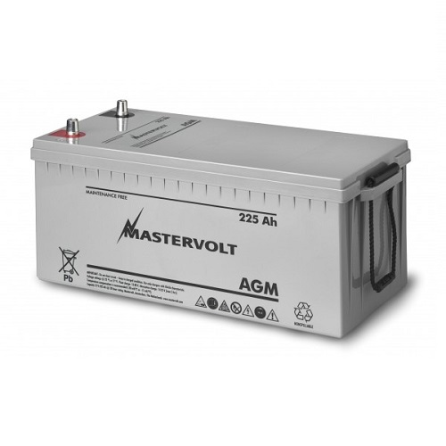 Mastervolt AGM Battery 12v/225Ah
