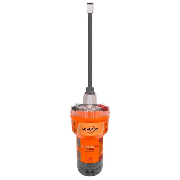 McMurdo SmartFind E8 EPIRB - Manual Bracket