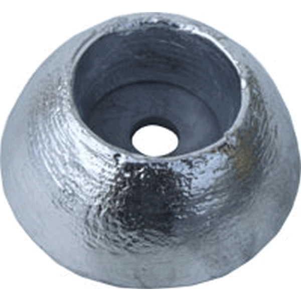 MG Duff ZD51 Zinc Disc Anode 70mm