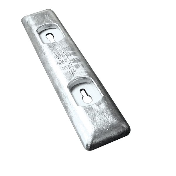 MG Duff Zinc Anode Low-Profile Bolt-On