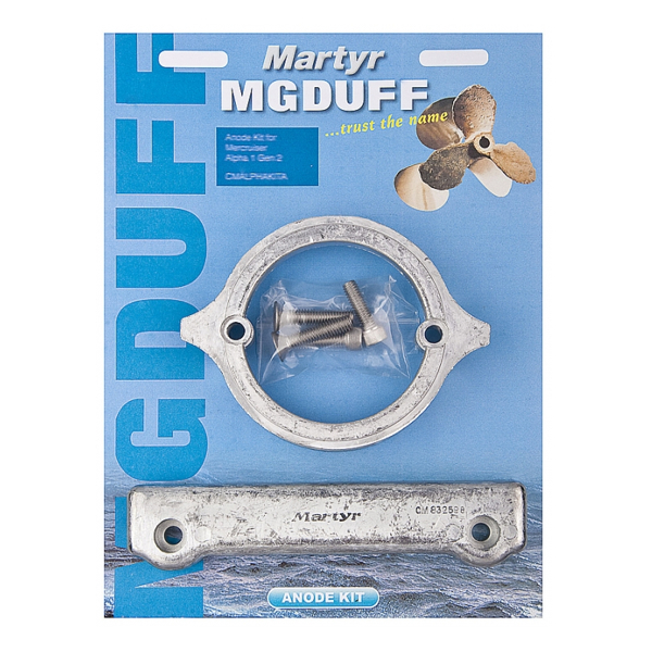 MG Duff Volvo Kit For Penta 280DP 2Kg