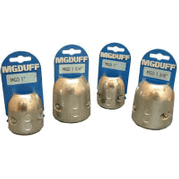 MG Duff Zinc Shaft Anode To Suit 70mm