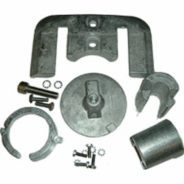 MG Duff Mercruiser Bravo 1 Aluminium Engine Anode Kit