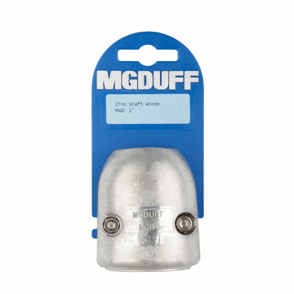 MG Duff MGD 1' Shaft Anode Retail