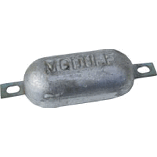 MG Duff MD79 Magnesium Anode 1.0Kg Nom Net Weight